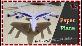 How to make Paper plane by Art House | Paper Plane DIY tutorial