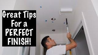 How to Prep a Ceiling for Paint