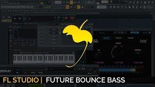 How To Make A Bouncy Future House/Bounce Bass