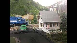Model Railroad Building: Save Money and Make a Great House!