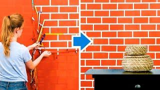 29 WALL PAINTING IDEAS TO UPGRADE HOME || Restyle Interior with Walls Painting and 5-Minute DECOR!