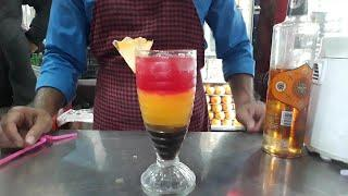 3 way mocktail || how to make || the mocktail house