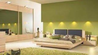 100 Modern Bedroom wall paint, best color combination With New Beds ideas collection 2019