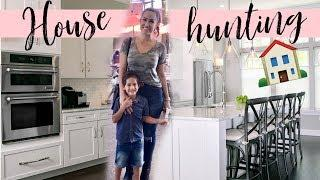 HOUSE TOUR + EXCITING NEWS + PACKING THE BEAUTY ROOM! HOUSE HUNTING VLOG #1