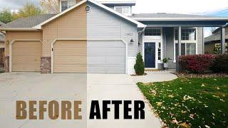 How to Paint House Exterior Like a Pro