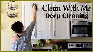 CLEAN WITH ME | WHOLE HOUSE | ALL DAY | DEEP CLEAN | HOLIDAY DECOR PREP | PREGNANT