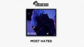 #12World S1 X Sav12 - Most Hated | UK Drill/Trap Instrumental 2018 | Prod. Foreign Kash