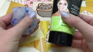 How To Make Slime With Peel Off Face Mask