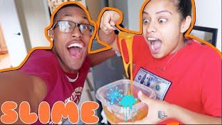 HOW TO MAKE SODA POP SLIME YOU CAN ACTUALLY EAT! JQCGE TUTORIAL