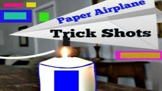 HOW TO MAKE BEST PAPER AIRPLANE IN THE WORLD AND FOLD THE WORLD RECORD PAPER AIRPLANE