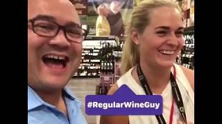 #RegularWineGuy FUN Early Evening & Landmark Vineyards tasting review