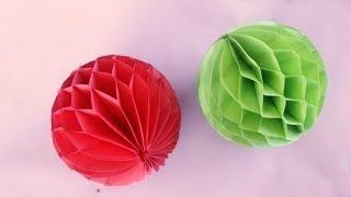 Diwali Decoration Ideas Paper Craft at Home For School Easy Origami Paper Flowers Wall Decoration