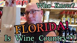 Florida  is WINE ? Country??  Who Knew?