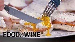 Poached Eggs in Advance | Mad Genius Tips | Food & Wine