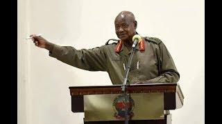 Museveni says Bobi Wine and Dr Besigye are Terrorists, We Shall sort them out