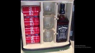How to make a  wine box using a can