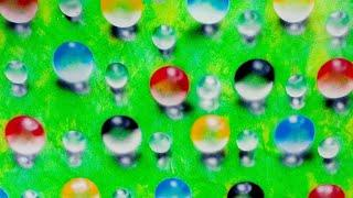 Wall texture Bubbles painting Royale Play and motor Spray colour paint.. intzar Malik