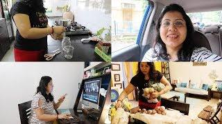 How Do I Manage My Outdoor Work, Daily Responsibilities House Chores & YouTube Work| Indian Vlogging