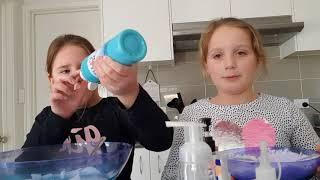 How to make slime with secret ingredient