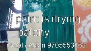 Asian Paint Royale Play Wall texture petal design 9705553462 from Vijayawada