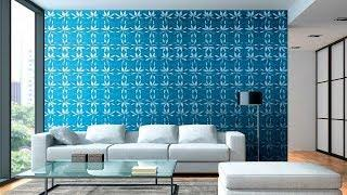 Texture wall paint designs for living room and bedroom  - Asian paint texture painting for walls