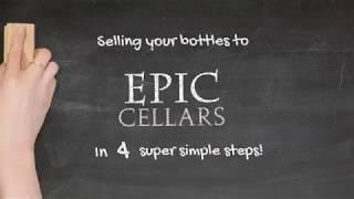 selling your wine and spirits to Epic Cellars