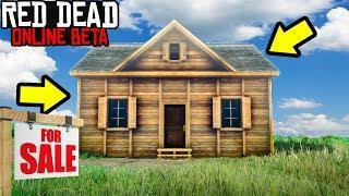 Red Dead Online Houses YOU Can Buy? RDR2 Online Future House DLC!