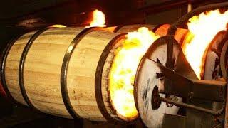 Amazing Techniques Woodworking Extreme Fast Wine Barrel Manufacturing | Wine Barrel Making Art