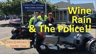Wine Rain & The Police