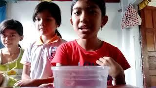 How to make balloon slime Khmer