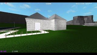How to make a modern house on (bloxBurg)