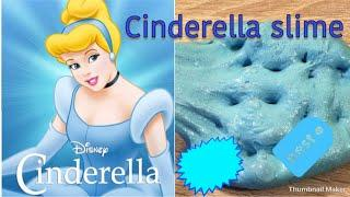 How to make Cinderella slime?!????????