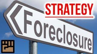 Foreclosure Strategy - Can You Live in you House for FREE? & More