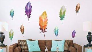Beautiful Wall painting design idea