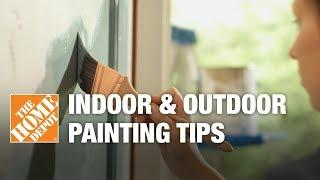 How to Paint a House | Interior & Exterior House Painting Tips