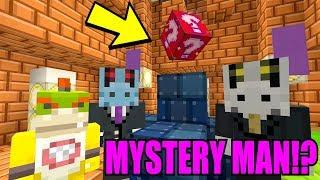 *OMG* MYSTERY MAN SAVES BOWSER JR'S LIFE!? | Nintendo Fun House | Minecraft Switch [304]