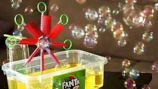 How To Make FANTAstic Bubble Machine