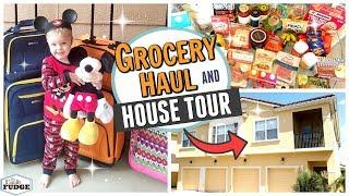 ULTIMATE Florida Vacation  HOUSE TOUR and Grocery Haul
