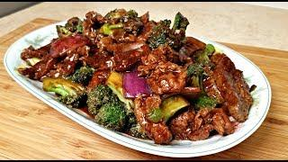 Beef and Broccoli Recipe | How To Make Beef and Broccoli