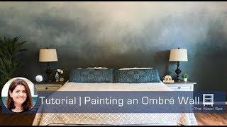 Painting an Ombré Wall - Speedy Tutorial #27