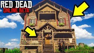 SECRET HOUSE YOU NEED TO LOOT in Red Dead Online! RDR2 Online Easy Money in Red Dead Redemption 2!