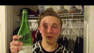 My New Years Day vlog! I drank wine!!!!