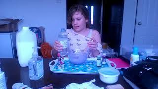 How to make slime with borax!!