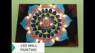 LED WALL PAINTING