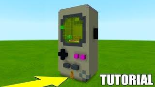 Minecraft: How To Make a Gameboy Classic House