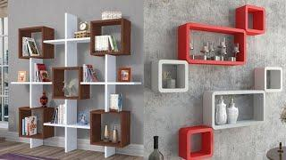 Wall Floating Shelves Design Ideas