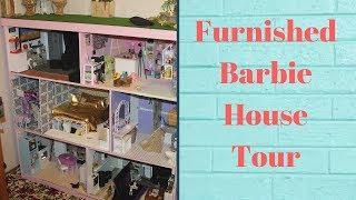 Barbie Furniture House Tour