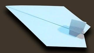 How To Make Long Flying Paper Airplane | Paper Aeroplane That Flies Far | Paper Plane That Fly Far