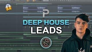 HOW TO MAKE : Your Deep House Leads sound BETTER - Selection Series