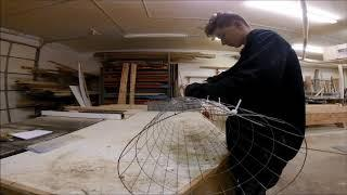 How to make a mallard hen house frame!!!